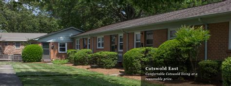 Cedar Garden Townhomes by Cotswold East Lerner Apartments