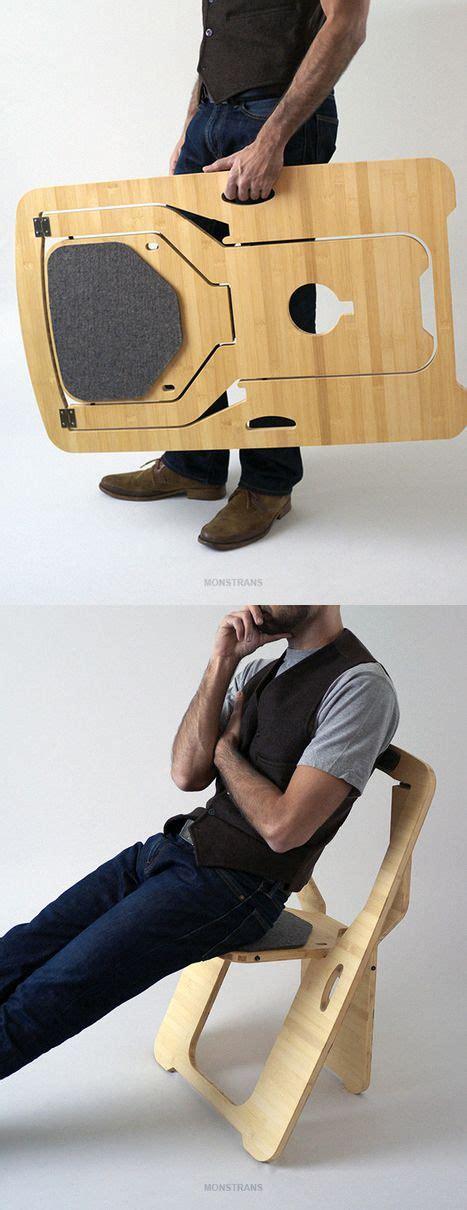 flat pack folding chair folding chair by leo salom cool cnc stuff