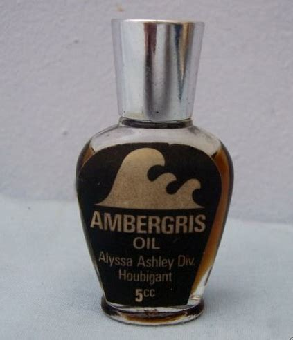 Parfum Ambergris alyssa for houbigant ambergris 1975 yesterday s perfume