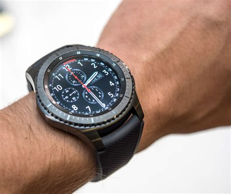 samsung smart review samsung gear s3 smartwatch review design functionality