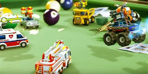 Micro Machines World Series Ps4 caos e velocidade em miniatura no primeiro trailer de gameplay de micro machines world series