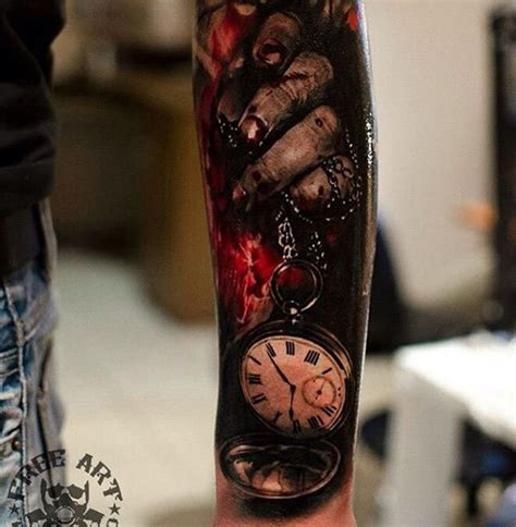 tattoo arm watch 207 best images about on pinterest half sleeves ink and