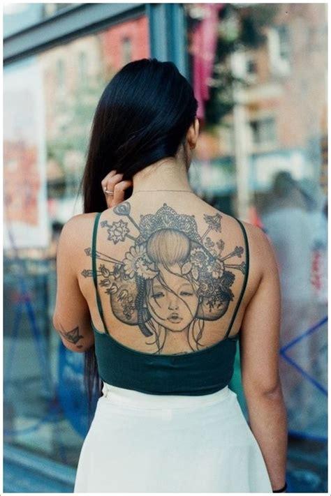 japanische geisha tattoos
