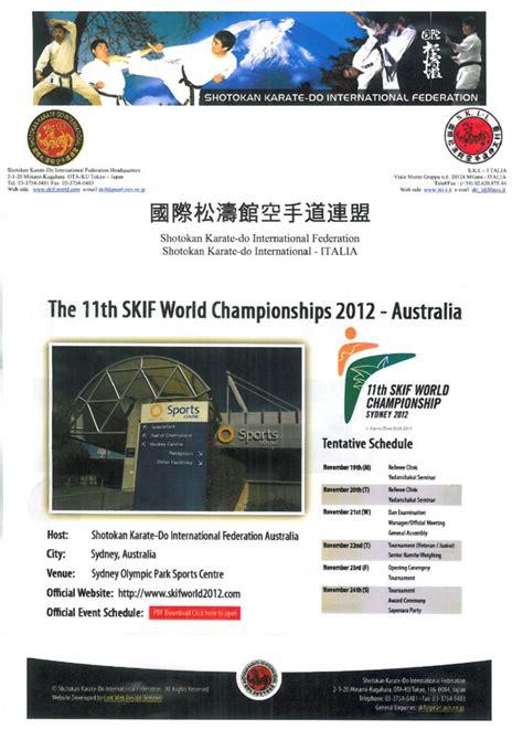 mondiale sito ufficiale xi cionato mondiale skif karate do shotokan a s d