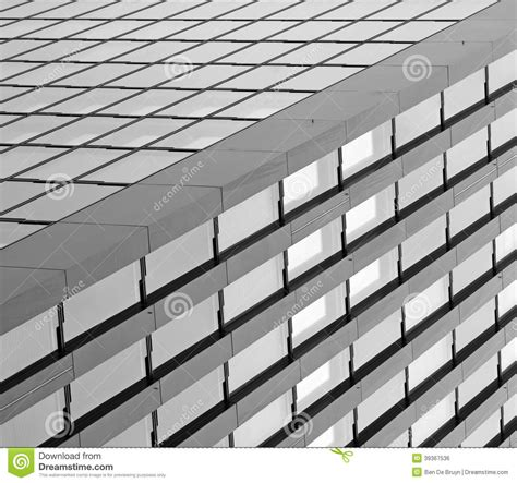 black white futuristic modern futuristic black and white buildings stock photo