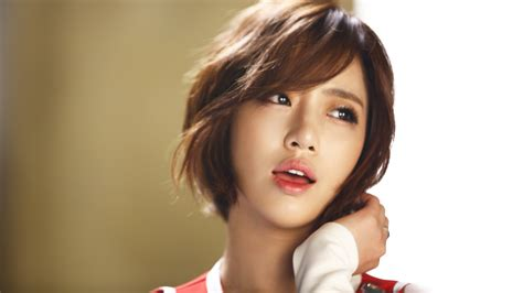 eunjung t ara hair appreciation girl idols that rocked the short hair look