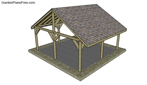 backyard shelter plans outdoor shelter plans free garden plans how to build