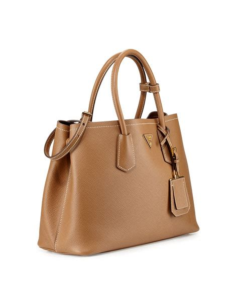 New Arrival Prada Leaf 8103 2 prada beige bag