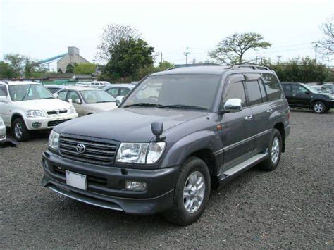 2002 Toyota Land Cruiser by 2002 Toyota Land Cruiser Check Engine Light