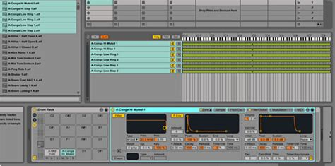 tutorial drum rack ableton ableton live quick tip expanding your drum rack