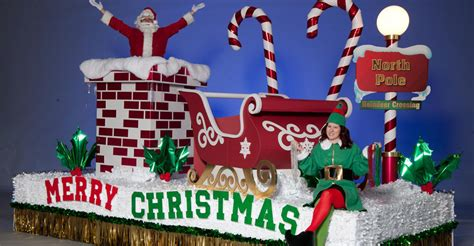 Parade Decorations by Float Decorations Billingsblessingbags Org