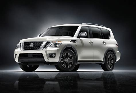 Car Pro Test Drive 2017 Nissan Armada Review