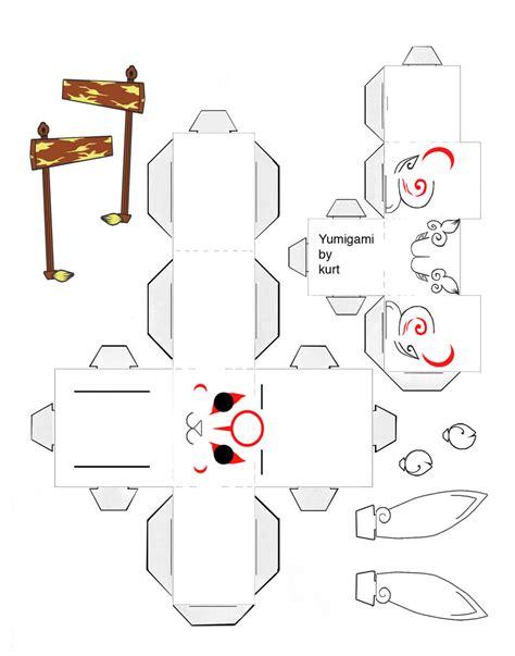 Okami Papercraft - okami yumigami by scarykurt on deviantart