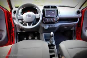 Renault Kwid Interior Novidade Novo Renault Kwid 2016 Interior E Exterior