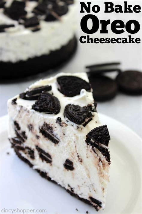 bake cheesecake recipes