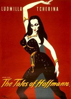 The Best Tales Of Hoffmann ludmilla tch 233 rina in 1951 hoffmann tales powell and