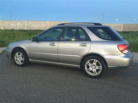 2005 subaru impreza wagon for sale 2005 subaru impreza 2 5rs wagon i club