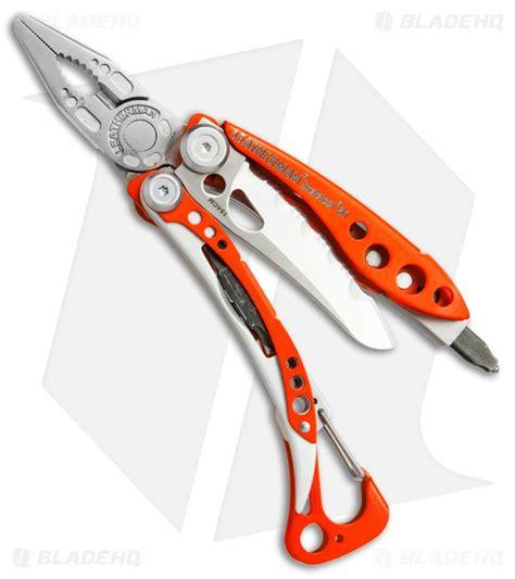 leatherman skeletool rx multi tool orange 7 in 1 832306