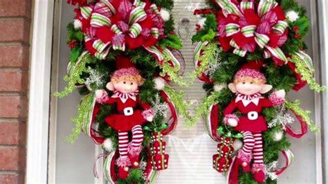 ideas para decorar puertas para navidad youtube