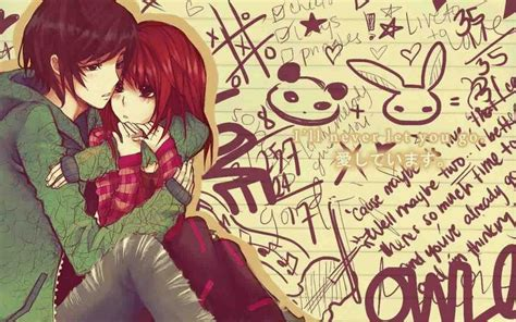 manga cover im in love with anime love couples anime wallpapers hd 3d anime couple