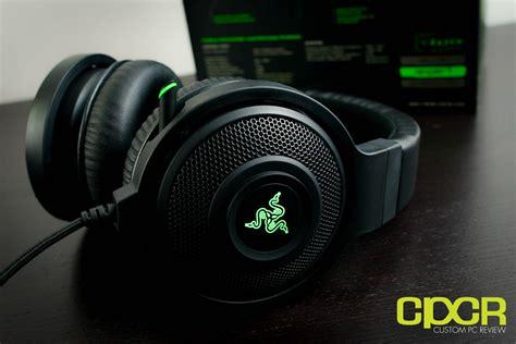 Headset Kraken 7 1 review razer kraken 7 1 surround sound gaming headset