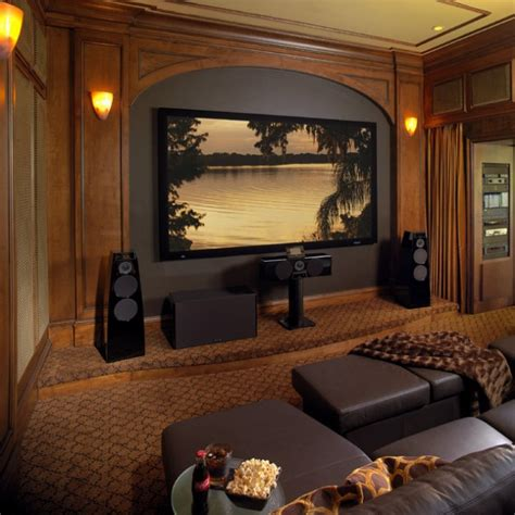 professionally  home theater designs