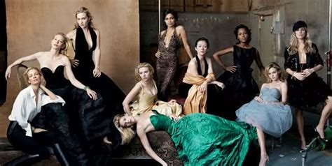 Desperate Vanity Fair Cover 14 years worth of leibovitz s cover photos for