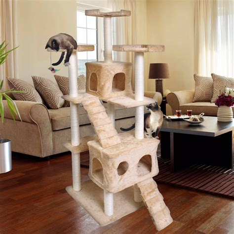 cat furniture kube deluxe walmart