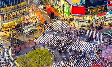 imagenes de shibuya japon tokio barrio a barrio del glamour de ginza a las alturas
