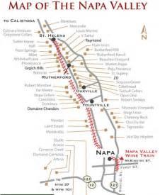 map of california napa valley napa valley gastronomic tour understanding napa valley
