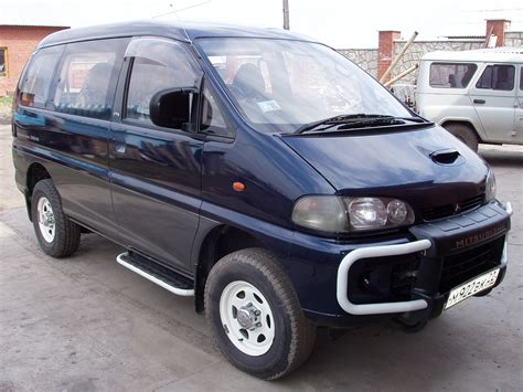 1998 Mitsubishi Delica Exceed Pd8w Car In Homebush