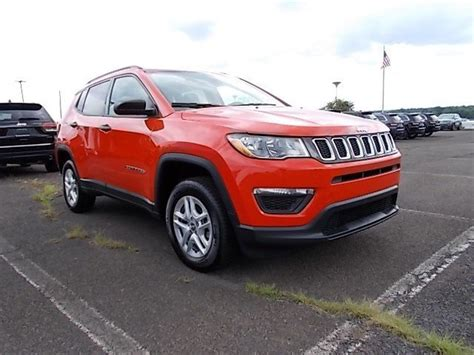 orange jeep compass orange jeep compass for sale used cars on buysellsearch