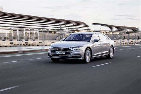 the new audi a8 2018 drive 2018 audi a8 the verge