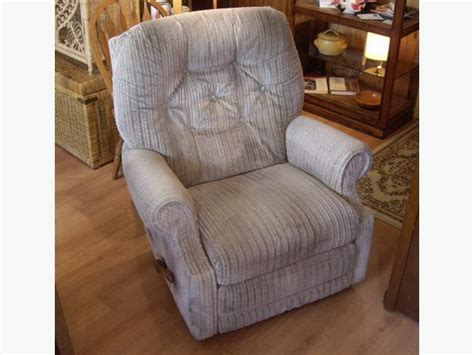 lazy boy fabric recliners lazy boy brand corduroy fabric recliner chair outside