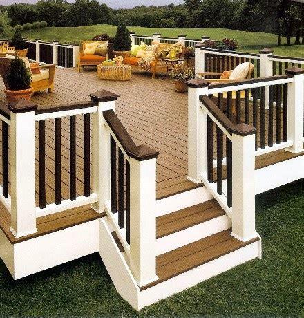 deck railing home improvement resource