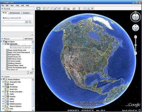 earth maps view usa earth live see satellite view of your house fly
