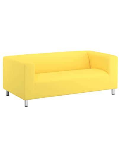 noleggio divani noleggio divano in tessuto giallo per eventi punto noleggio