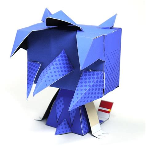 How To Make Paper Sonic - a new in town cdjapan sell sonic paper last