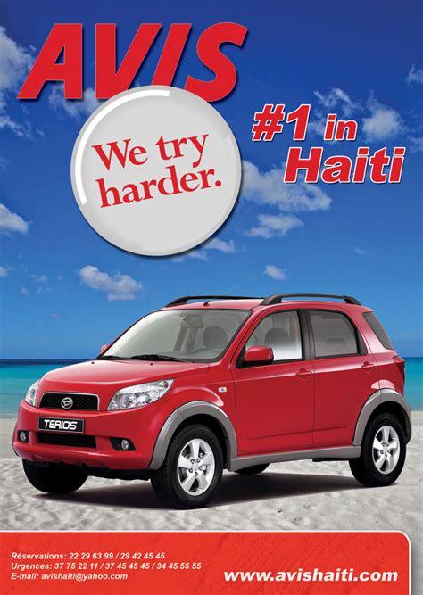 Car Rental In Port Au Prince Haiti by Avis Haiti