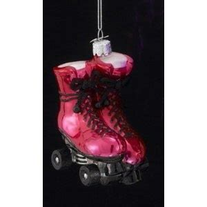roller skate ornament trimming the tree pinterest