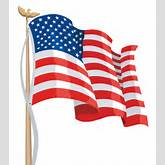 Waving American Flag Clip Art - Cliparts.co