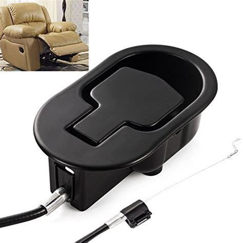 Recliner Sofa Replacement Parts Folai Recliner Replacement Parts Universal Black Metal Pull Recliner Handle With Cable Fits