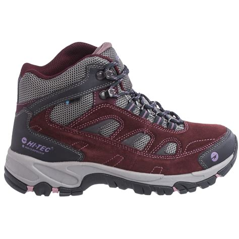 hiking boots for hi tec logan mid hiking boots for save 47