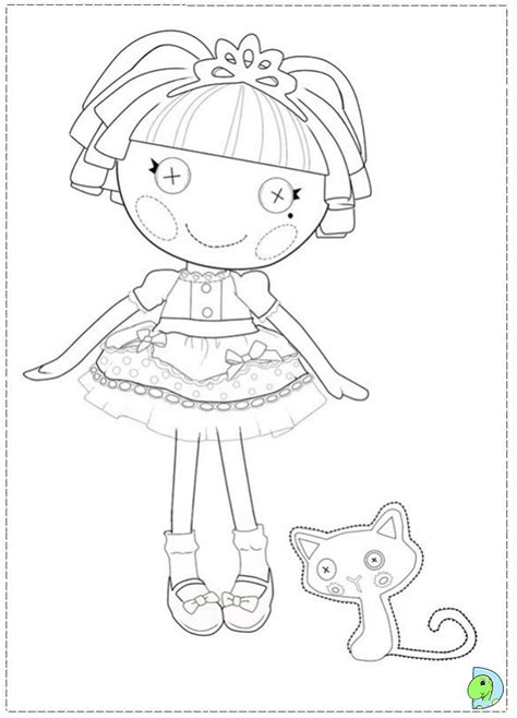 exiucu biz lalaloopsy mermaid coloring pages