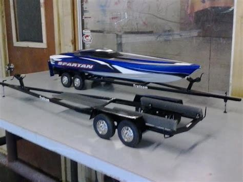 rc car and boat trailer for sale rc boat trailer build www pixshark images