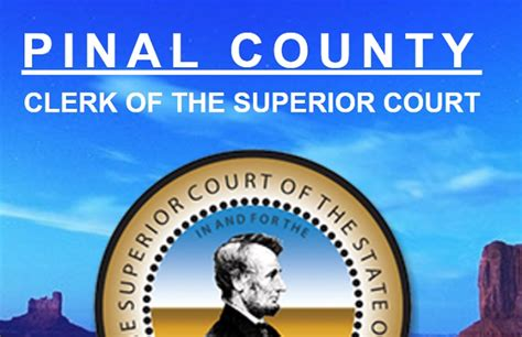 Pinal County Superior Court Search Satellite Office For Pinal County Superior Court Opens In San Valley