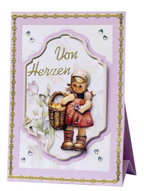 Handcraft Card - handcraft kits hummel notecards for 4 cards hobby
