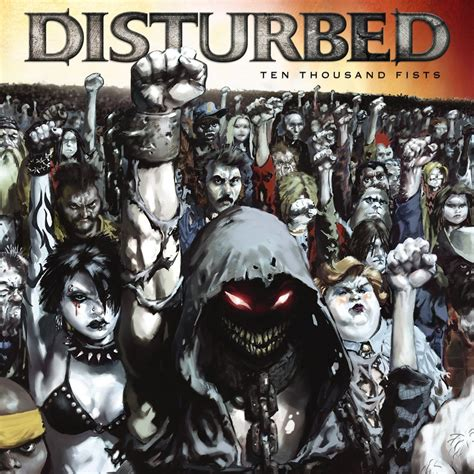 Disturbed Ten Thousand Fists Mp3 | disturbed ten thousand fists 2005 deathgrindclub