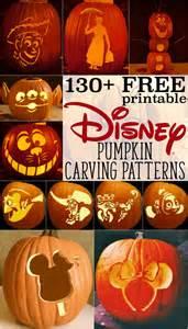 Disney Halloween Pumpkin Carving Patterns - free disney pumpkin stencils over 130 printable pumpkin