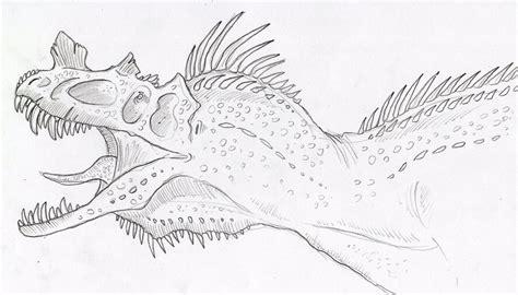 ceratosaurus by sommodracorex on deviantart